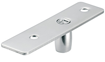 Pivot bearing, Top, Startec, for glass double action doors