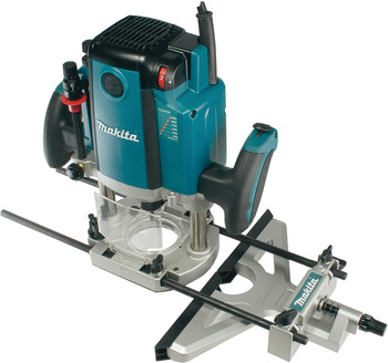 Plunge router, Makita RP2300FCXJ
