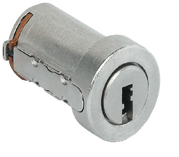 Premium 20 Cylinder core, Häfele Symo, warehouse locking system MK standard 2 special key change