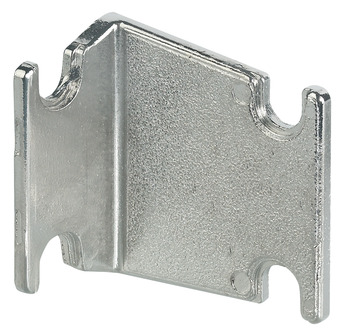 Rear panel bracket, Zinc alloy