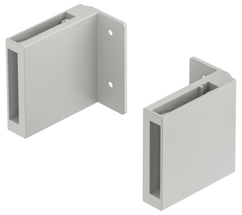 Rear panel holder, For lateral panel