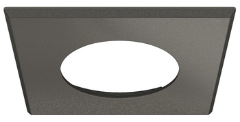 Recess mounted housing, For Häfele Loox LED 2025/2026 and Loox5 LED 2091/2092/3091/3092
