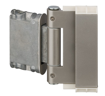 Recessed hinge, SFS intec Easy 3D, for rebated front doors up to 120 kg