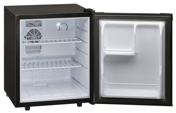 Refrigerator, Mini bar, 42 litres, With Peltier technology