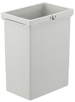 Replacement bin, Plastic