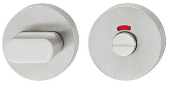 Rose , stainless steel, Startec, WC escutcheon
