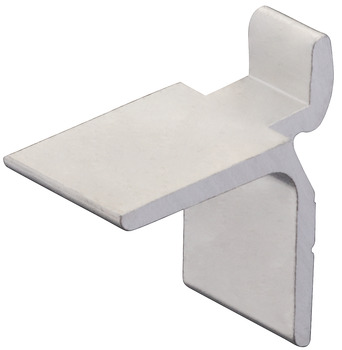 Shelf support, aluminium