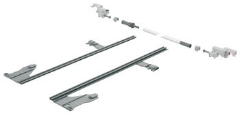 Side stabilisation set, for Blum Legrabox Blumotion and Tip-On