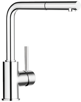 Single lever tap, Mixer tap, Blanco Mila S