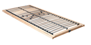 Slatted frame, Sanobasic KF, with adjustable head and foot sections