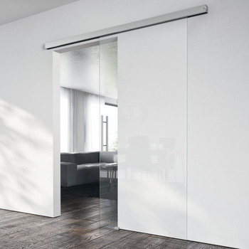 Sliding door fitting, Dorma Muto Comfort M 60, set without running track
