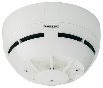 Smoke alarm, Geze GC 152, Fire resistance and smoke control
