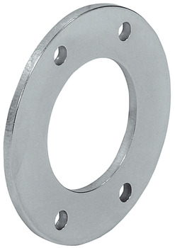 Spacer plate, for inlaid flap lock pin tumbler cylinder, steel