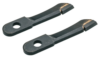 Spare blade, for hard metal hole cutter
