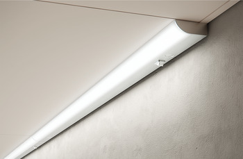Surface mounted strip light, LED 1838