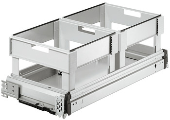 Suspension filing frame, For wide drawers and Moovit MX drawer sides, for Variant-S