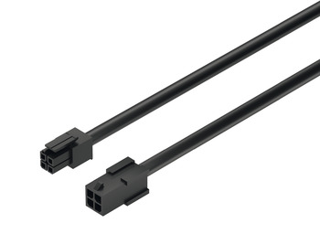 Switch extension lead, Loox, for LED switches