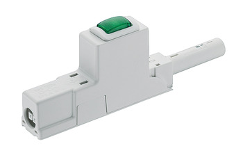 Switch module, With plug system for LED 1819, 230 V
