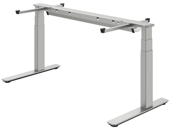 Table base, Häfele Officys TE651 Complete set, with cable