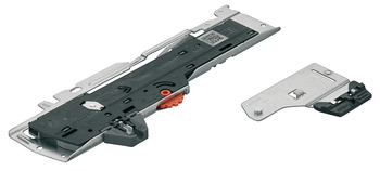 Tip-On Blumotion unit and follower, For Blum Tandembox antaro with Tip-On Blumotion