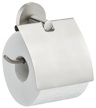 Toilet roll holder, For screw fixing or glue fixing