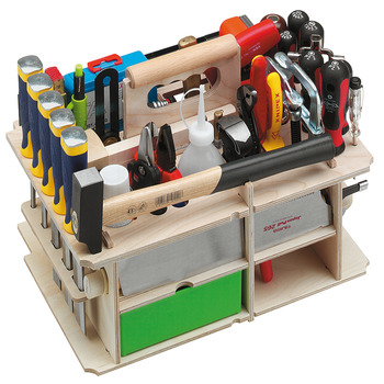 Tool box, Systainer<sup>® </sup>T-Loc, Box, equipped