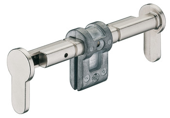 Universal cylinder, Adjustable for door thickness from 35