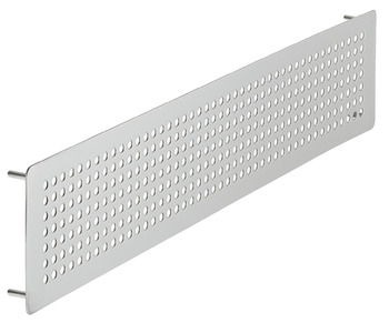 Ventilation grill, Stainless steel, with arresting pins, Startec