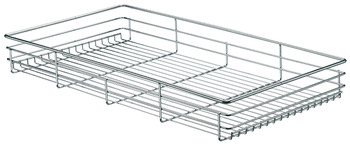 Wire basket, for Flexstore cabinet organizer system