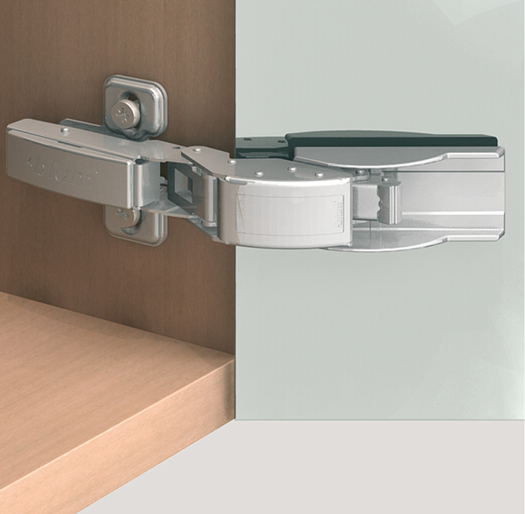 Concealed Hinge Blum Clip Top Cristallo 125 For Glass And Mirror