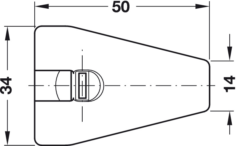 D/&D PowerDrive D240H150 Double Sided Timing Belt