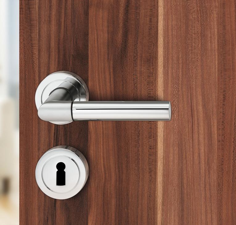Etonnant Door Handle Set, Brass, Jado, Conform 380/961 | Online At HÄFELE