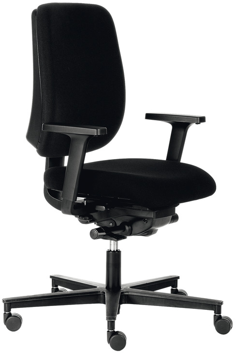 eco office chair. Eco Office Chair, O4005, Seat And Backrest Cover: Fabric Chair