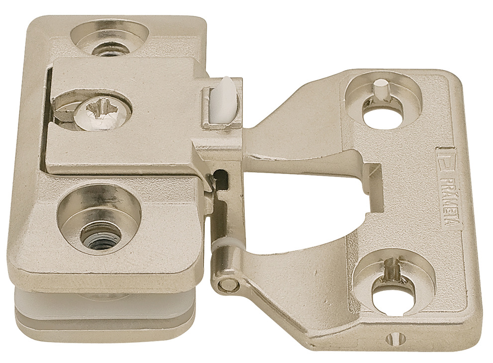 Glass Door Hinge Overlay Support 3 Or 6 Mm Opening Angle 230