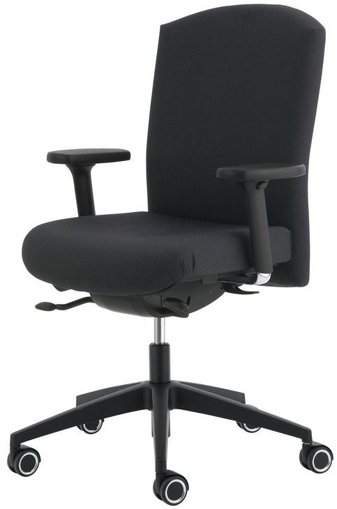 Office Chair Seat Cover Fabric Velcromag