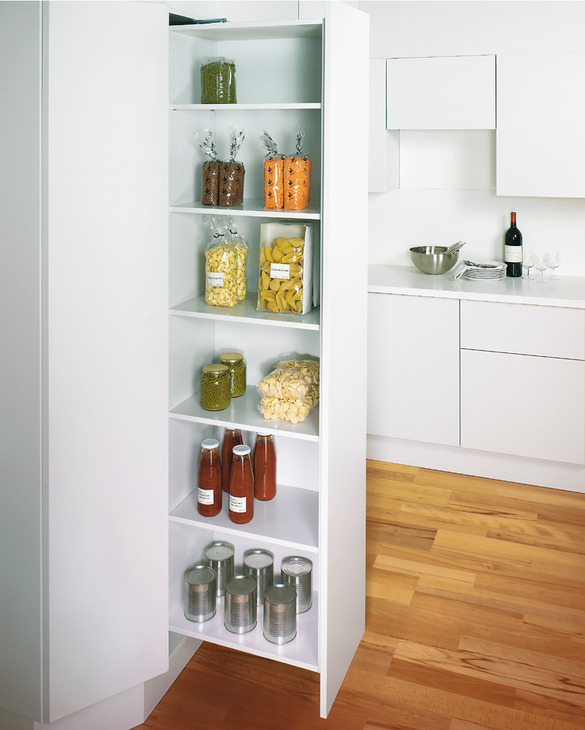 Runners, top, for pull-out cabinet runners, load-bearing capacity ...