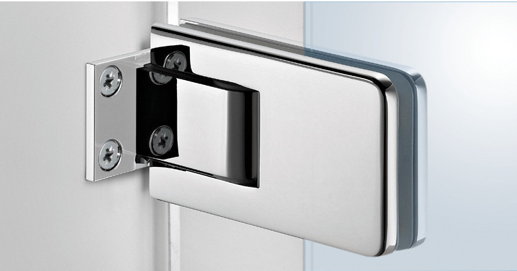 Shower Door Hinge Straight 70222 Dorma Glas Online At Hfele