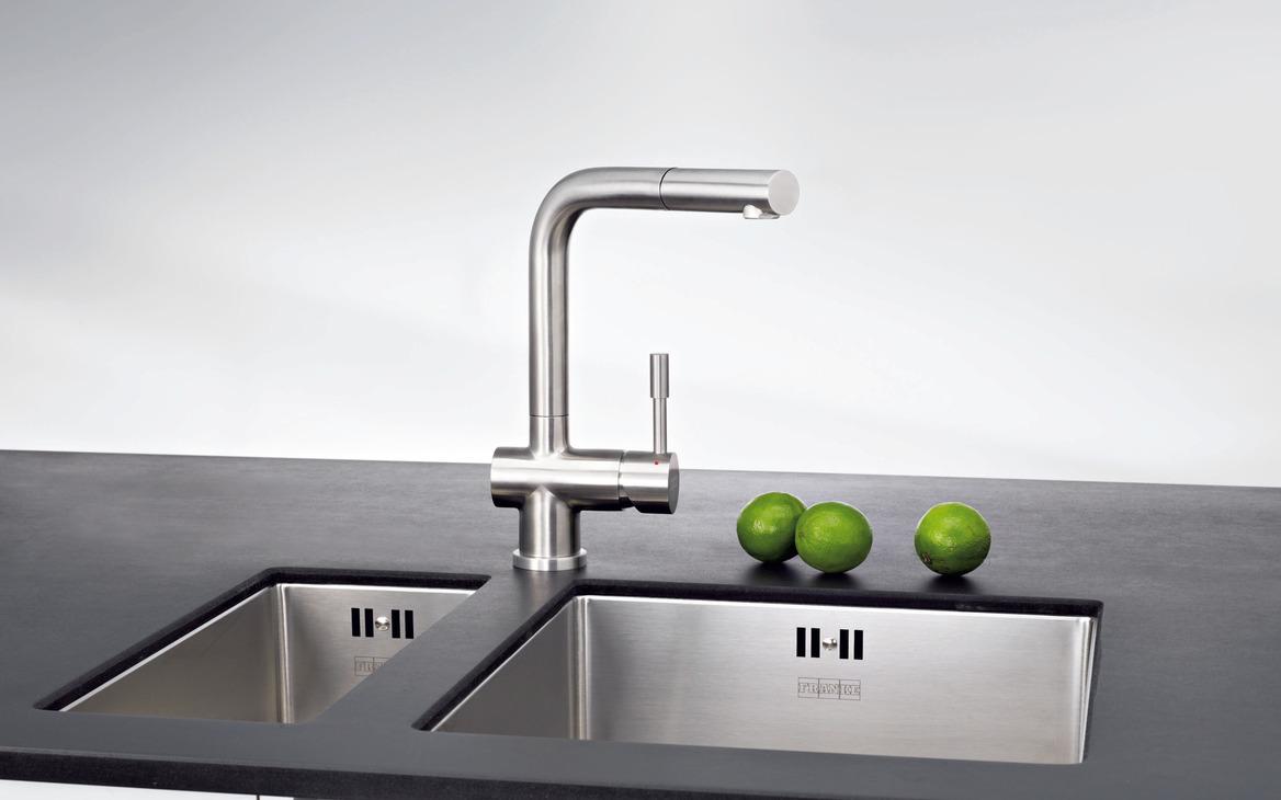 single lever tap mixer tap franke atlas in the h fele shop. Black Bedroom Furniture Sets. Home Design Ideas