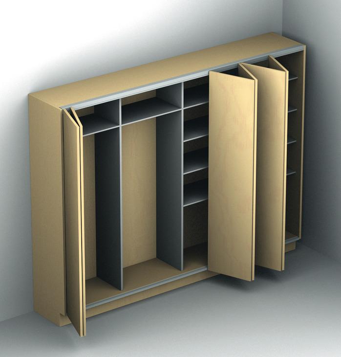 Hafele Folding Doors & Cabinet Barn Door Hardware Hardware ...