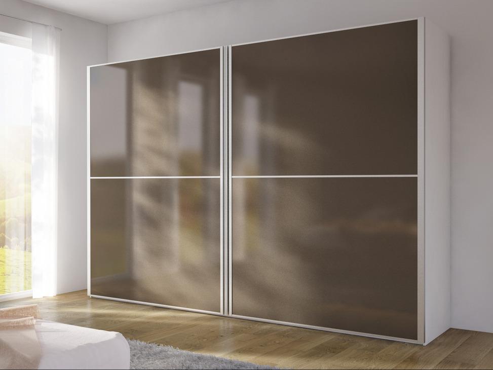 Sliding Door Fitting, Slido Flat 60 FB, Flush, For Aluminium Frame, Set