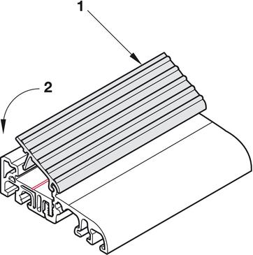Bevorzugt Haustürschwelle, Eifel 75 T, BKV, thermisch getrennt | online bei IK94
