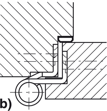 einbohrband anuba herkula 320 sm ra herkula 320 sm fr f r gef lzte haust ren bis 120 150 kg. Black Bedroom Furniture Sets. Home Design Ideas