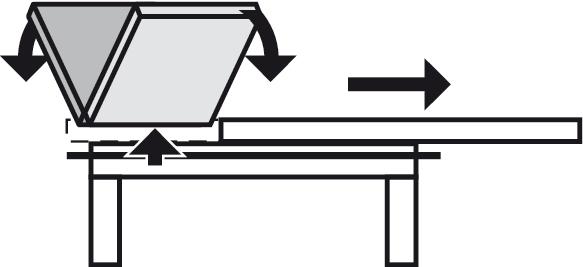 kugelf hrung f r 2 einlageplatten synchron mit stufenloser seitlicher arretierung f r. Black Bedroom Furniture Sets. Home Design Ideas