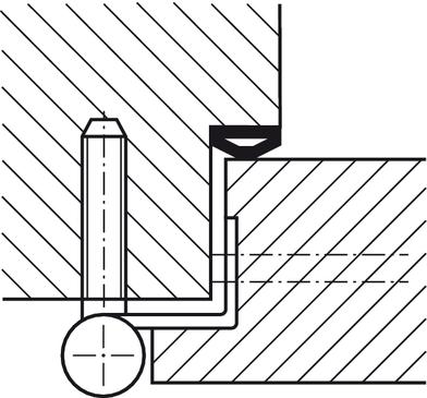einbohrband fl gelteil simonswerk v 0030 f r gef lzte innent ren bis 60 kg online bei h fele. Black Bedroom Furniture Sets. Home Design Ideas