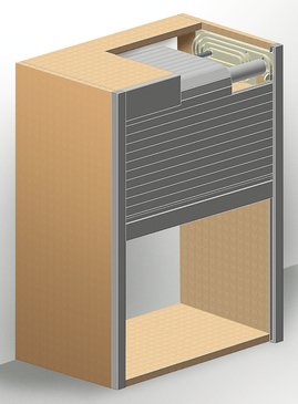 Gut bekannt Rollladen, Standard, Variante A3-Modul | online bei HÄFELE NZ47